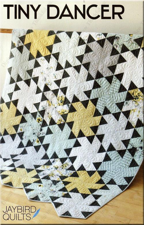 Tiny Dancer quilt sewing pattern from Jaybird Quilts : jaybird quilt - Adamdwight.com