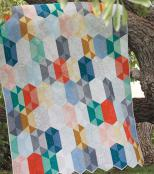 Disco quilt sewing pattern from Jaybird Quilts 2