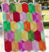 Mini Disco quilt sewing pattern from Jaybird Quilts 2