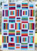 Mini Radio Way quilt sewing pattern from Jaybird Quilts 2