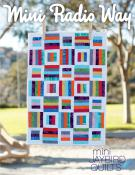 Mini Radio Way quilt sewing pattern from Jaybird Quilts