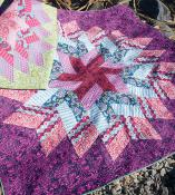 Glimmer quilt sewing pattern from Jaybird Quilts 2
