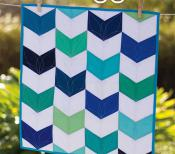 Mini Giggles quilt pattern from Jaybird Quilts 2