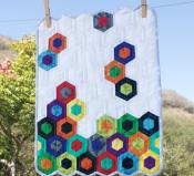 Mini Science Fair quilt sewing pattern from Jaybird Quilts 2