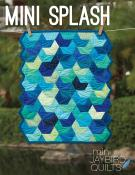 Mini Splash quilt pattern from Jaybird Quilts