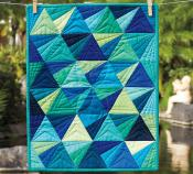 Mini Stereo quilt pattern from Jaybird Quilts 2