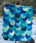 Splash quilt sewing pattern from Jaybird Quilts 2
