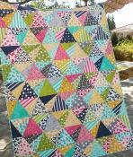 Stereo quilt sewing pattern from Jaybird Quilts 2