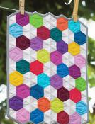 Mini Delight quilt sewing pattern from Jaybird Quilts 2