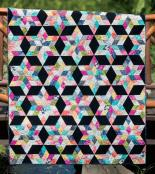 August Stars quilt pattern from Jaybird Quilts 2
