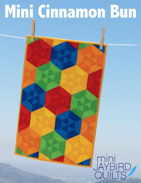 Mini-Cinnamon-Bun-quilt-sewing-pattern-jaybird-quilts-front