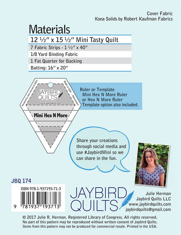 Mini-Tasty-quilt-sewing-pattern-jaybird-quilts-back