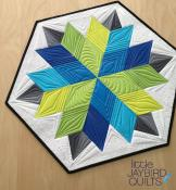Nova Table Topper sewing pattern from Jaybird Quilts 2