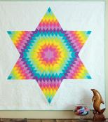 Nourish A Lone Star quilt pattern from Jaybird Quilts 2