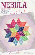 INVENTORY REUCTION...Nebula Quilt - Block of the Month sewing pattern from Jaybird Quilts