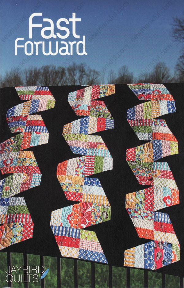 JayBird Quilts-Julie Herman quilt patterns at SewThankful.com