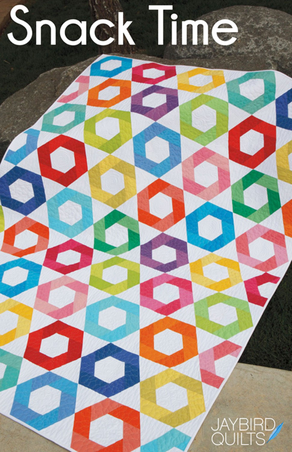Snack Time Quilt Pattern From Jaybird Quilts