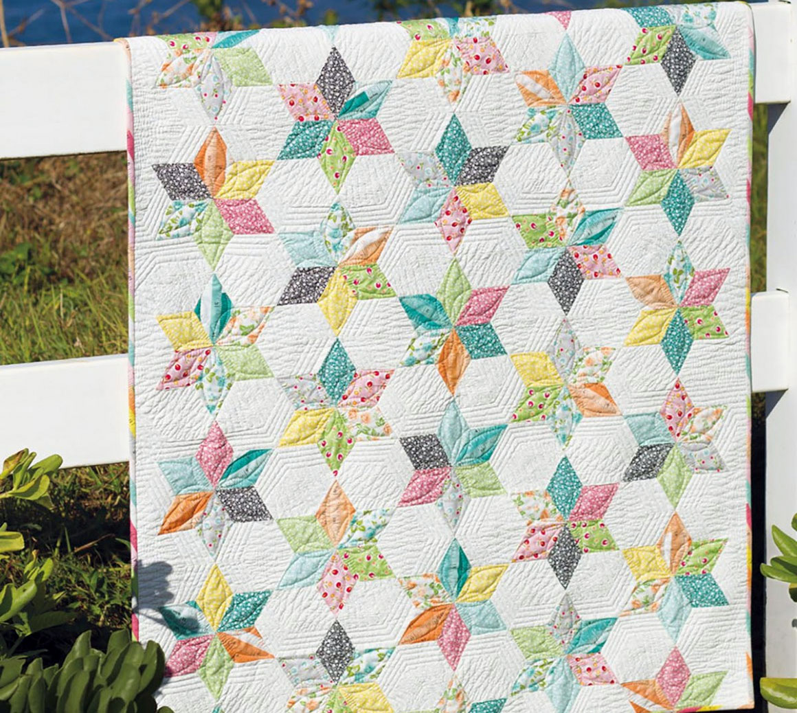 INVENTORY REDUCTION...Sprinkles baby quilt sewing pattern from ...