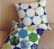 Candy Dish Pillow quilt pattern from Jaybird Quilts 2