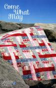 Come What May quilt sewing pattern from Jaybird Quilts