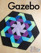 Gazebo table topper sewing pattern from Jaybird Quilts