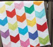 Giggles quilt sewing pattern from Jaybird Quilts 2
