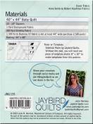 Giggles quilt sewing pattern from Jaybird Quilts 1