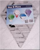 Hex n' More Ruler from Jaybird Quilts