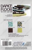 INVENTORY REDUCTION...Dance Floor Lap Quilt quilt pattern from Jaybird Quilts 2