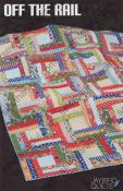 Off The Rail quilt pattern from Jaybird Quilts