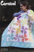 Carnival quilt pattern from Jaybird Quilts