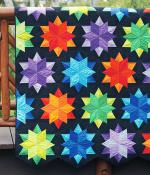 Night Sky quilt sewing pattern from Jaybird Quilts 2