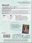 INVENTORY REDUCTION...Seaside quilt sewing pattern from Jaybird Quilts 1