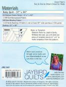 Sprinkles baby quilt sewing pattern from Jaybird Quilts 1