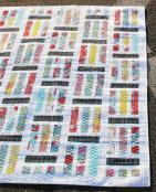 Traffic quilt sewing pattern from Jaybird Quilts 2
