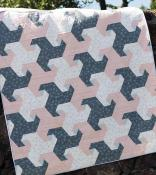 Trail Mix quilt sewing pattern from Jaybird Quilts 2