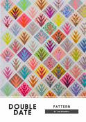 Double Date quilt sewing pattern by Jen Kingwell for Jen Kingwell Designs Collective