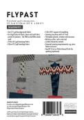 Flypast quilt sewing pattern by Louise Papas for Jen Kingwell Designs Collective 1