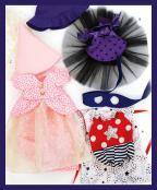 Make a Friend Dress Up Clothes sewing pattern from Jennifer Jangles 2