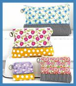 Quilted Bags for Everything sewing pattern from Jennifer Jangles 2