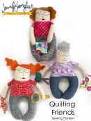 Quilting Friends softie sewing pattern from Jennifer Jangles 2