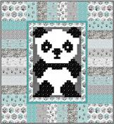 Bamboozle quilt sewing pattern from Kelli Fannin Quilt Designs 2