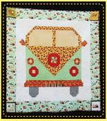 Beep quilt sewing pattern from Kelli Fannin Quilt Designs 2