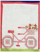 Mod GeoCruiser quilt sewing pattern from Kelli Fannin Quilt Designs 2