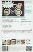 Mod GeoCruiser quilt sewing pattern from Kelli Fannin Quilt Designs 1