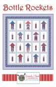 Bottle Rockets quilt sewing pattern from Kelli Fannin Quilt Designs