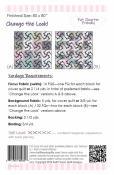 Fidget Spinner quilt sewing pattern from Kelli Fannin Quilt Designs 1