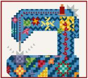 Sew Big or Go Home quilt sewing pattern from Kelli Fannin Quilt Designs 2