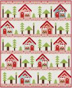 To Grandma's House quilt sewing pattern from Kelli Fannin Quilt Designs 2