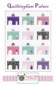 Quiltingham Palace quilt sewing pattern from Kelli Fannin Quilt Designs